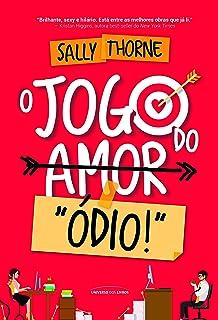 """O jogo do amor """"Ódio"""" (Portuguese Edition)"""