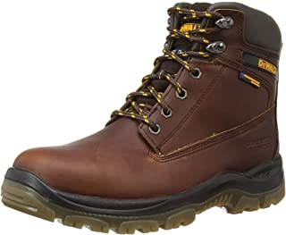 DeWALT Men's Titanium Safety Boots, Titanium Tan, 9 Uk (43 EU)