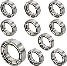 ► 6000 ZZ Kugellager 10 x 26 x 8 mm Rillenkugellager für 10 mm Welle 100 Stück