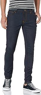 Nudie Men's Skinny Lin Dry Power Jeans