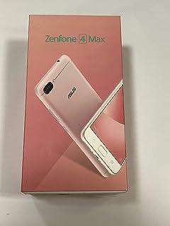 エイスース ASUS ZenFone 4 Max ローズピンク (SIMフリースマートフォン) ZC520KL-PK32S3