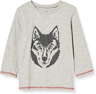 Hatley Long Sleeve Graphic T-Shirt Camiseta para Niños