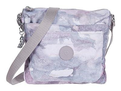 Kipling Sebastian Crossbody (Canyon Mist) Cross Body Handbags