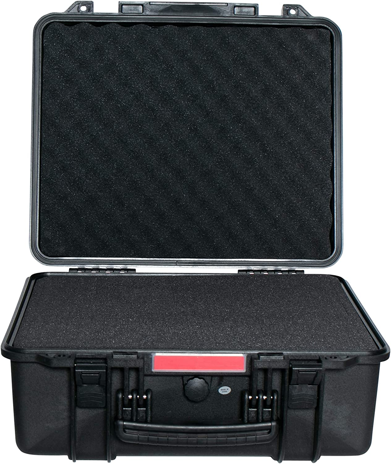 Durabox All Weather Travel Hard Sales results No. 1 Customizable with Topics on TV Foam Case for