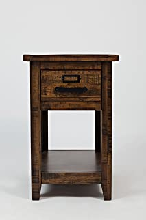 Jofran: , Cannon Valley, Chairside Table, 16