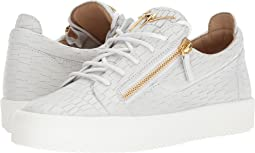 May London Textured Low Top Sneaker