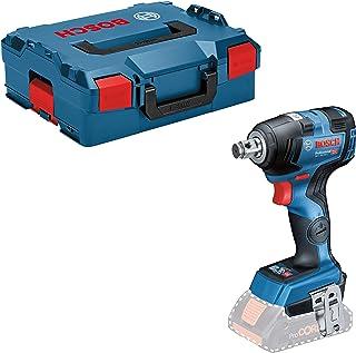 Bosch Professional 18V System Accudraaislagmoeraanzetter Gds 18V-200 C (Max. Draaimoment 200 Nm, Zonder Accu'S En Oplader,...