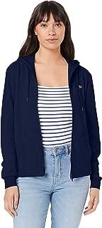 Lacoste Women's Basic Sport Zip Hoodie