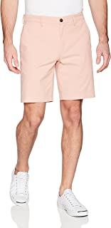 "Amazon Brand - Goodthreads Men's Slim-Fit 9"" Inseam Lightweight Comfort Stretch Oxford Shorts"