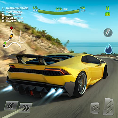 Auto Racing Tracks Drift Car Driving Games