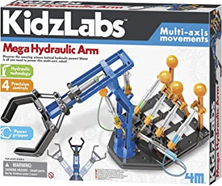 Mega Hydraulic Arm Robotic Science Kit