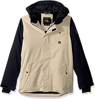 Quiksilver Boys' Big Ridge Youth 10K Snow Jacket