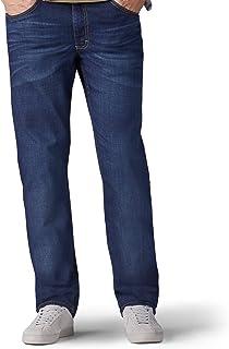 Lee Uniforms Men's Premium Flex Denim Classic Fit Jeans, Hijack, 32W x 29L