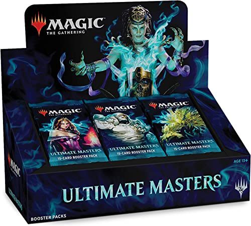 diseñador en linea Wizards of the Coast Coast Coast MTG-UMA-EN The Gathering - Ultimate Masters - Juego de 24 paquetes  apresurado a ver