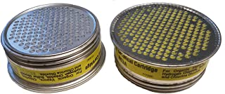 AO Safety Replacement Chemical Cartridge R53A Respirator Filter