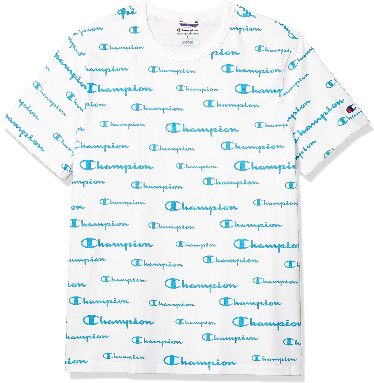 Max 72% OFF Colorado Springs Mall Champion Men's Sportstyle Tee Logo