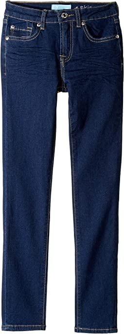 B (Air) The Skinny Stretch Denim Jeans in Avant Rinse (Big Kids)