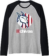 Chivas de Guadalajara camisas Rebano Sagrado Gift Raglan Baseball Tee