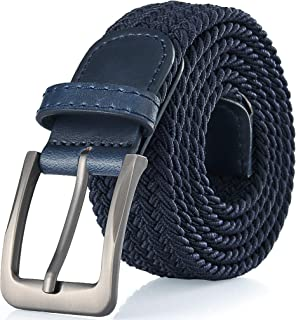 mens belt elastic
