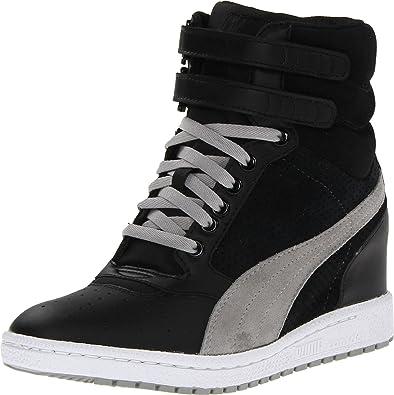 Amazon.com   PUMA Women's Sky Wedge Fashion Sneaker   Fashion Sneakers