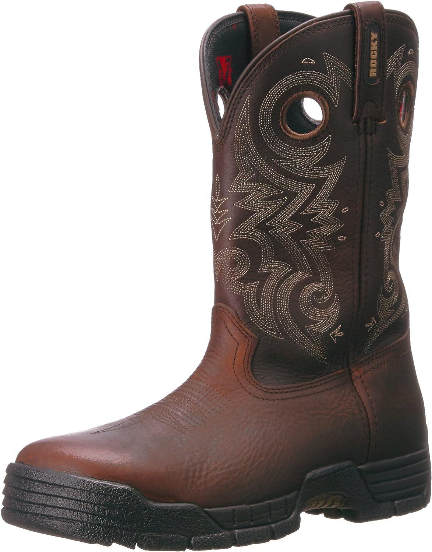 Rocky Men's RKW0196 Western Boot