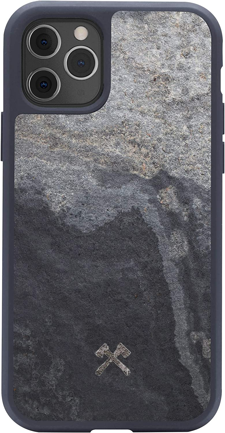 Woodcessories - Real Special price for a limited time Stone Case Compatible Limited time cheap sale 11 with Ma Pro iPhone