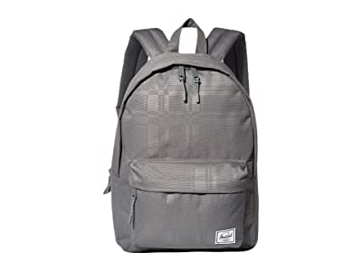 Herschel Supply Co. Classic (Quiet Shade Plaid) Backpack Bags