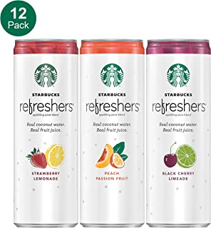 Best starbucks coconut refresher Reviews