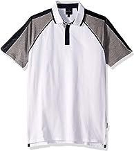 قميص بولو للرجال من ارماني اكستشنج - سادة