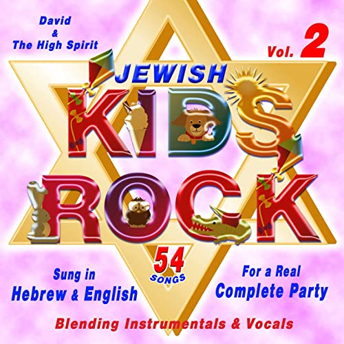 Jewish Kids Rock, Vol. 2 by David and the High Spirit on ...