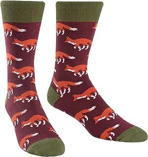 Sock It to Me, Mens Crew, Animals