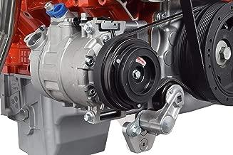 ICT Billet LS Swap A/C Compressor Bracket Kit Corvette Compatible with BMW 330i E46 LS1 LS3 LSX 4.8L 5.3L 6.0L 551797-1