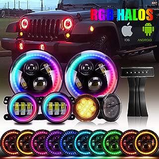 Best 300c halo headlights Reviews