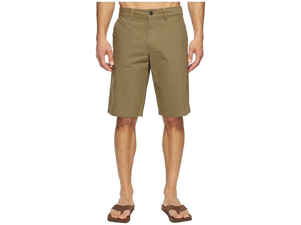 The North Face The Narrows Cargo Shorts (Burnt Olive Green (Prior Season)) Men