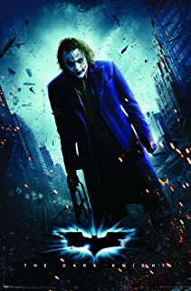 Trends International Dark Knight One Sheet Joker Wall Poster 22.375