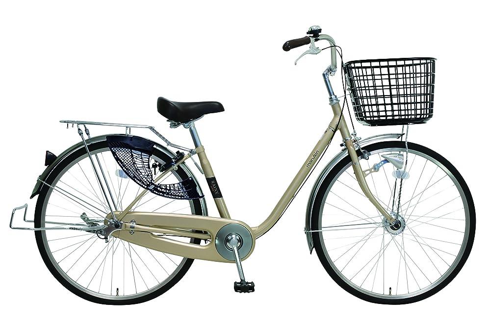 アレルギー性ウォルターカニンガム関連するmarukin(マルキン) 完全組立 24インチ自転車 LEDオートライト
