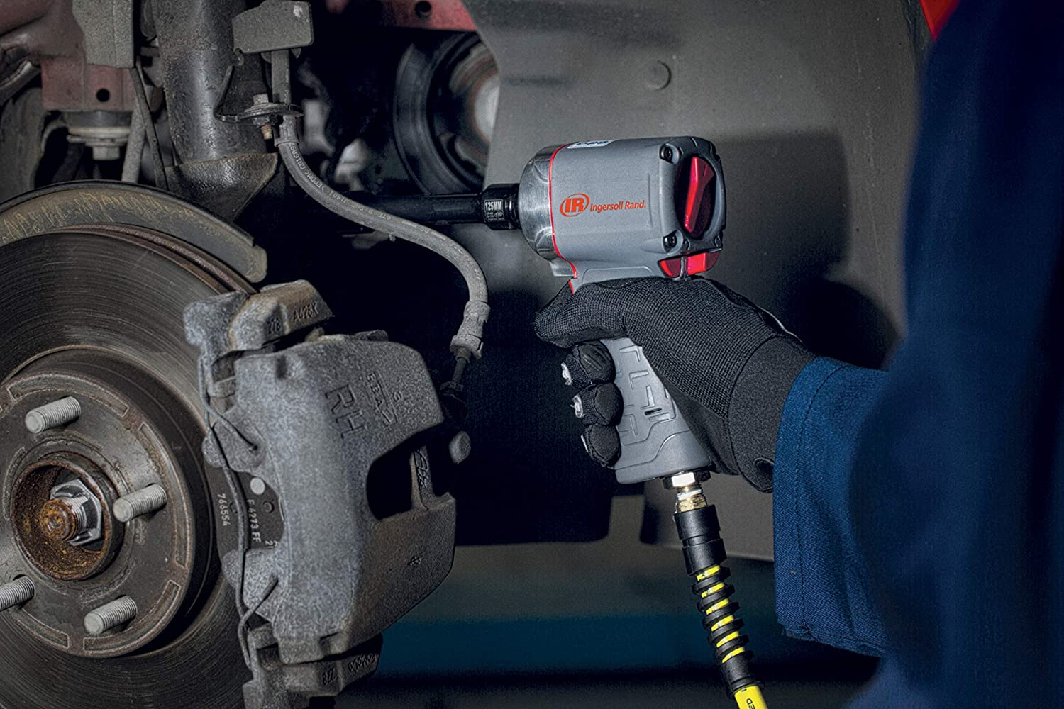 Ingersoll Rand 15QMAX Ultra-Compact Air Impact Wrench