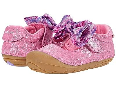 Stride Rite SM Esme (Infant/Toddler) (Pink) Girls Shoes