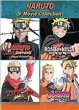 Naruto: 4-Movie Collection (DVD)