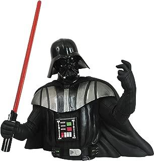 Star Wars: Darth Vader Rotocast Bust Bank