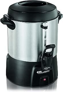 Proctor Silex 45040 40 Cup Brushed Aluminum Coffee Urn