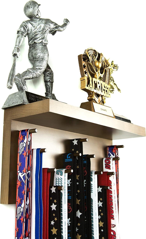 MedalAwardsRack Premier Medal Hanger Latest Special price item Display She Trophy Rack and