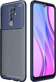 FanTing Case for Xiaomi Poco M2, Anti-Slip Ultra Thin Shock Absorption Anti Scratch Protective, Cover for Xiaomi Poco M2 -...