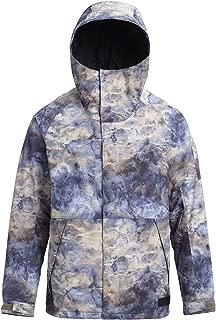 Burton Men's Hilltop Jacket (No Mans Land, Large)