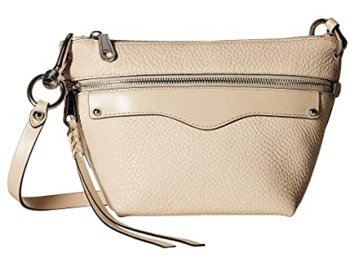 Rebecca Minkoff Hayden Crossbody (Clay) Handbags