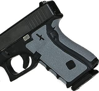 Foxx Grips -Gun Grips Glock 26, 27, 28, 33, 39 (Rubber Grip Enhancement)