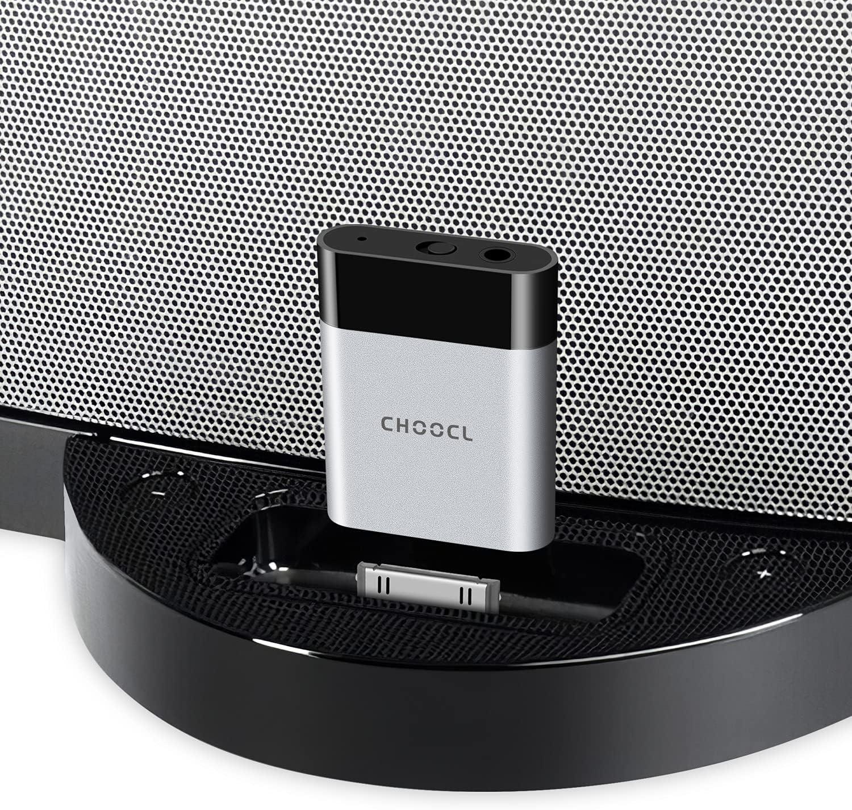 CHOOCL Ultra-Cheap Deals 30 pin Bluetooth 5.0 aptX-HD Adapter Receiver So for discount Bose