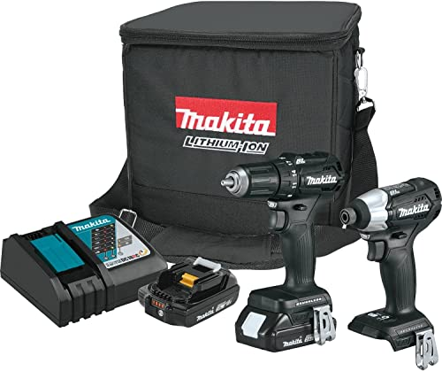new arrival Makita CX200RB 18V 2021 LXT Lithium-Ion Sub-Compact Brushless Cordless 2-Pc. Combo Kit sale (2.0Ah) outlet online sale
