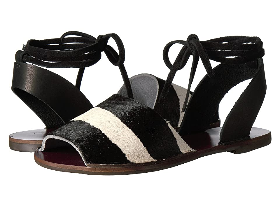Warm Creature Sloan (Black/White) Women