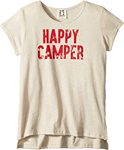 Happy Camper Tee (Big Kids)